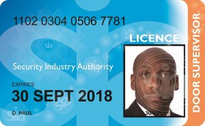 new sia licence